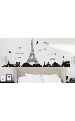 "Wall sticker ""paris"""