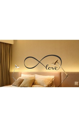 Wall sticker  infinito