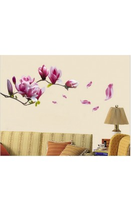 Wall sticker magnolie
