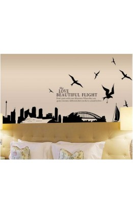 Wall sticker viaggio