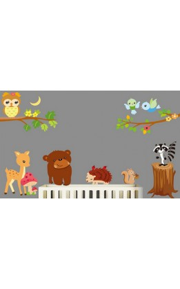 Wall sticker bosco
