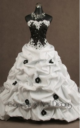 abito da sposa Y1001BK