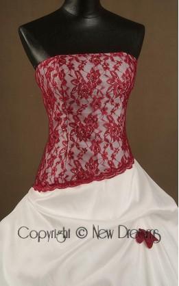 abito da sposa Z1020