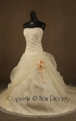 abito da sposa Z1021