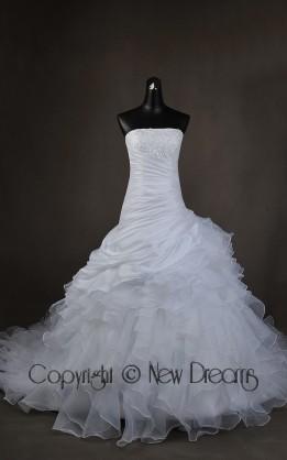 abito da sposa Z1024