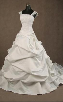 abito da sposa Z1042