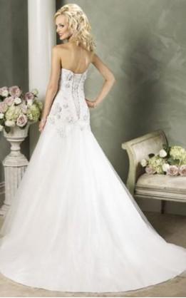 abito da sposa Z1017