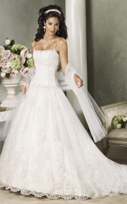abito da sposa Z1018