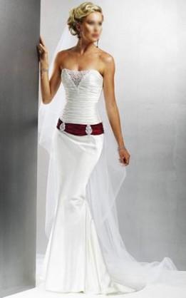 abito da sposa Z1019