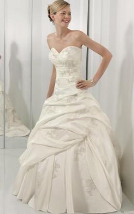 abito da sposa Z1025