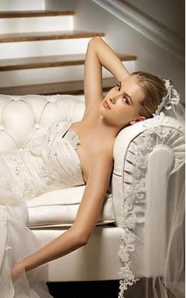 abito da sposa Z1029